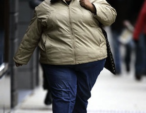 Overweight Person