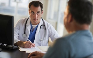 Consultation with Doctor