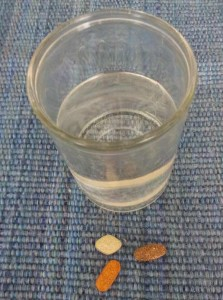 Vitamins & Water