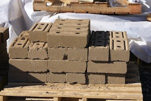 Blocks of Earth