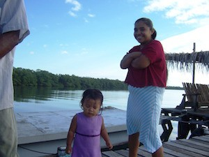 Local Belize People