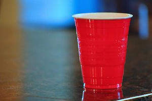 Drink in Red Cup