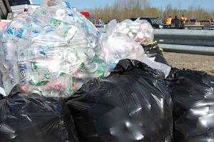 Piles of Garbage
