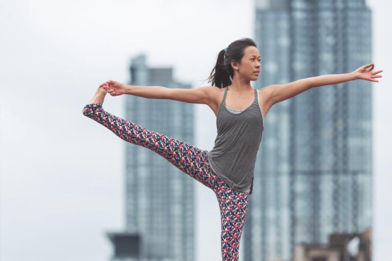 Fitness Through Yoga