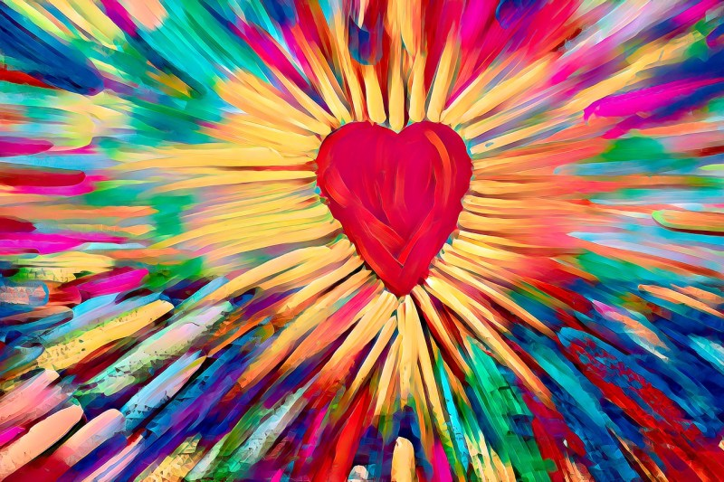Emotional Stability Heart