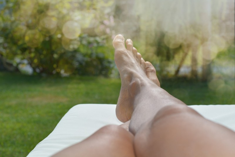 Healthy Feet Are Your Foundation