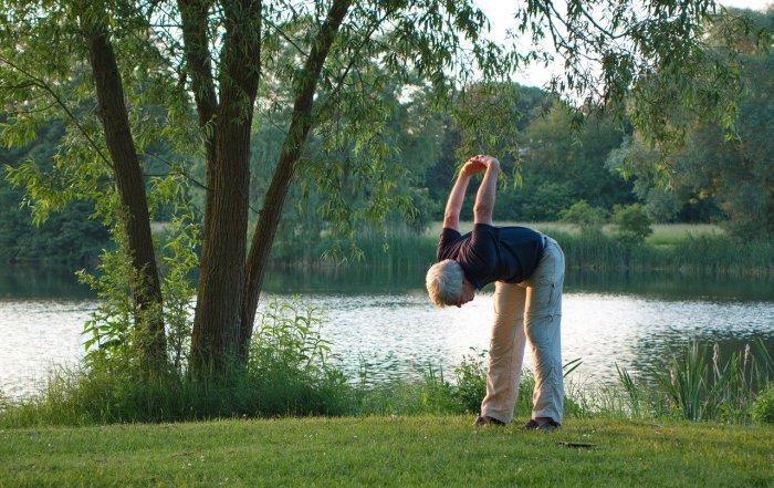 Yoga Exercise Sport Fitness