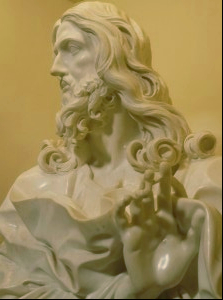 Bernini Christ