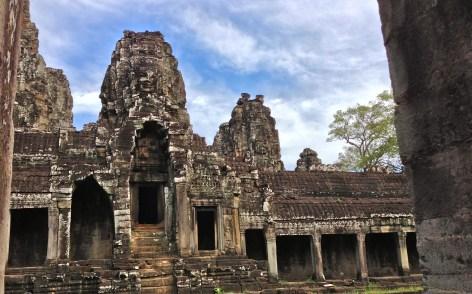 angkor thom - bayon temple