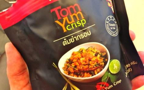 tom yum crisps