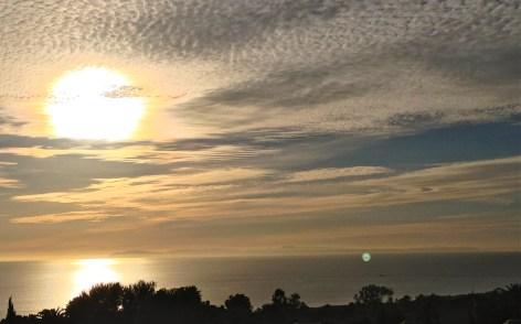 socal sunrise