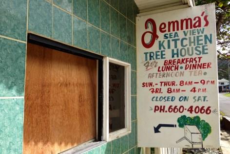 Jemma's Sea View Kitchen