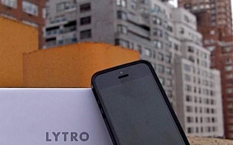 iPhone Lytro4