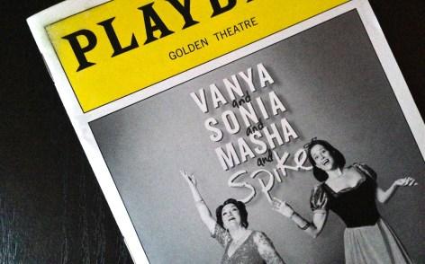 vanya & sonya & masha & spike