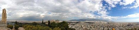 philopappos panorama
