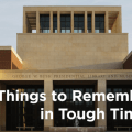 5 Things to Remember in Tough Times