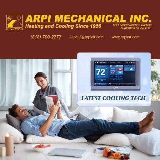 Arpi Air web site design and development
