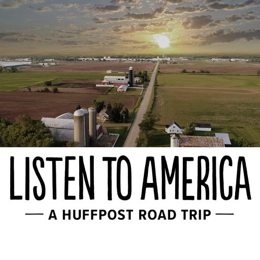HuffPost Listen to American Road Trip 2017