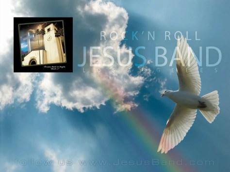 JBLA Jesus Band Los Angeles | Creative for Web & Print