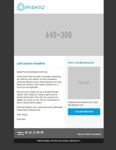 marketo guided editable landing page template