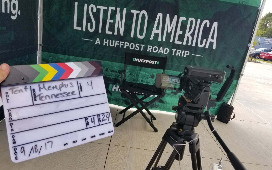 "My ""Listen to America"", a HuffPost Road Trip by PeakXV Global Events"