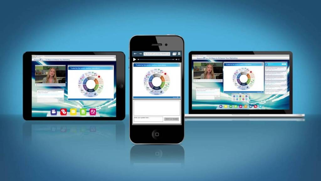 mobile tablet web graphics