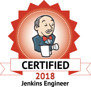 Jenkins Certified Engineer icon