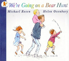 we're going on a bear hunt - cover