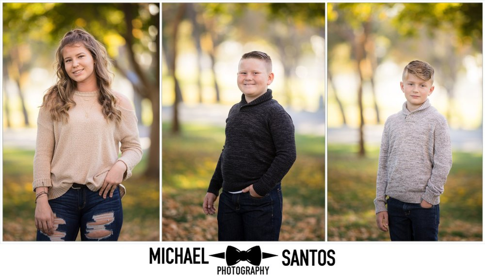 individual sibling portraits at lancaster city park