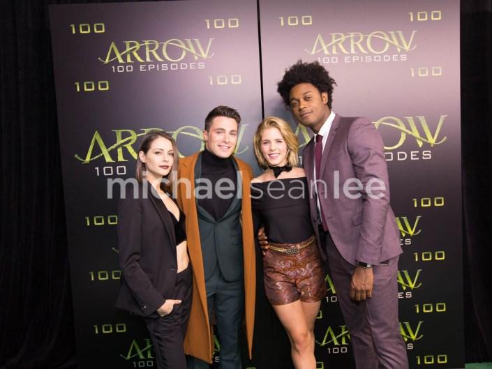 arrow red carpet photos vancouver