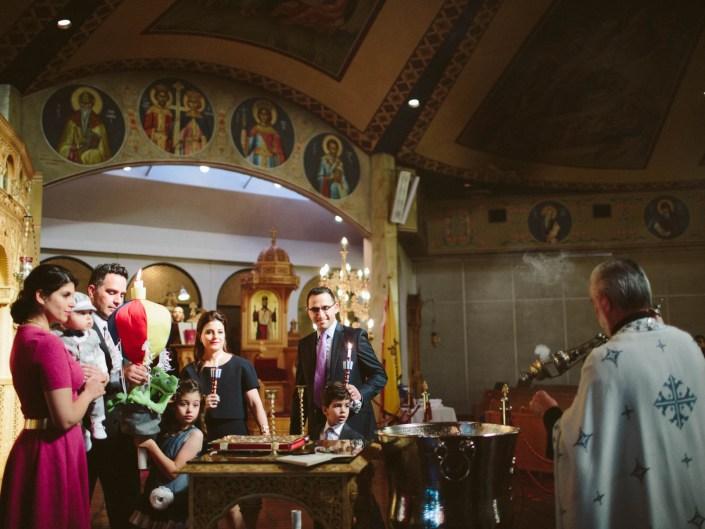 st george greek orthodox baptism photos