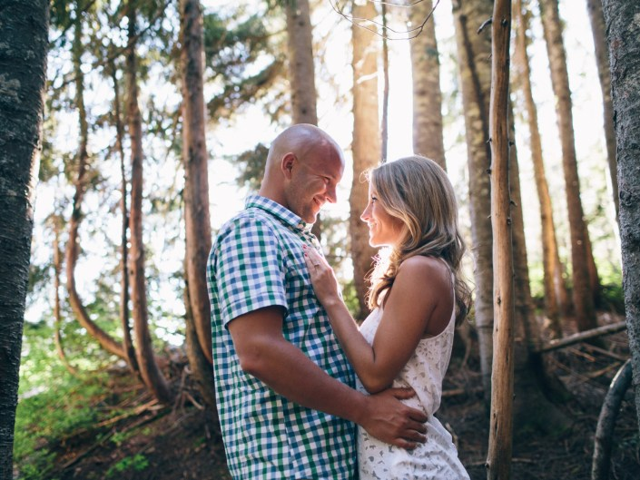 grouse mountain engagement photos vancouver 2
