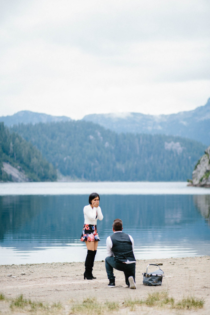 rob & salma's helicopter engagement vancouver