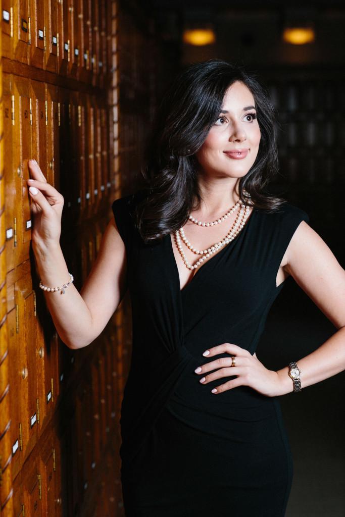 elle's vancouver club photoshoot wine lockers