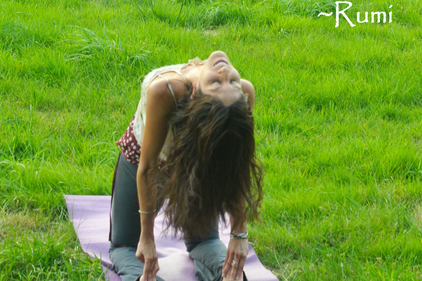 Surrender - Providence Life Coaching and Reiki Counseling -Surrender-Rumi- woman Yoga Grass