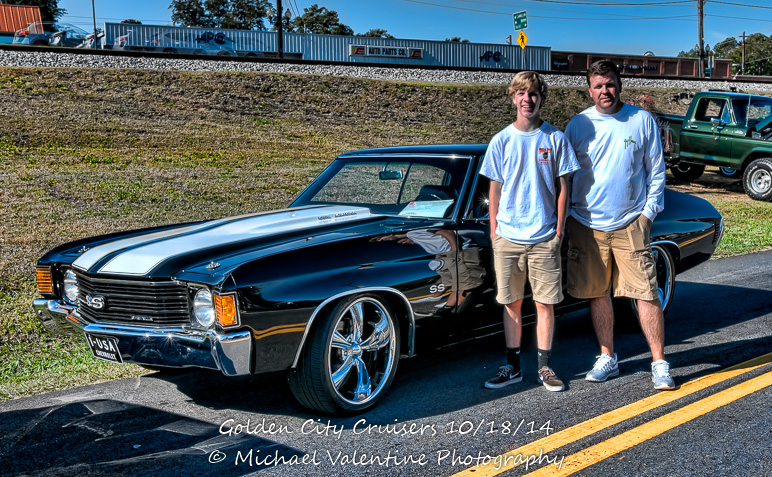 Golden City Cruisers Car Club 101814