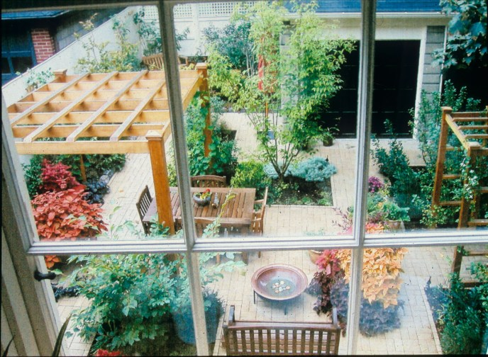 Vilmain garden