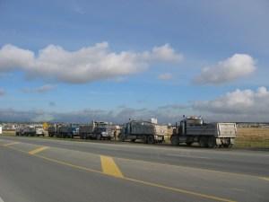 litigate a truck accident claim
