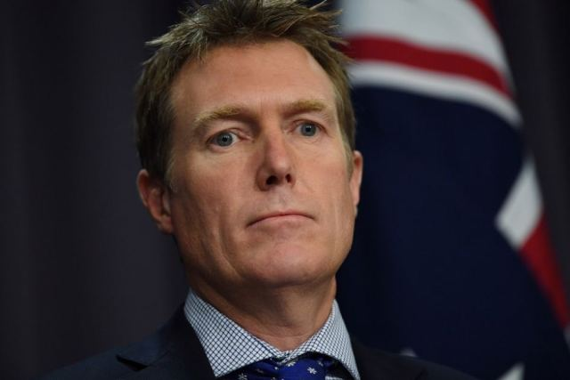 Christian Porter breaks national security law