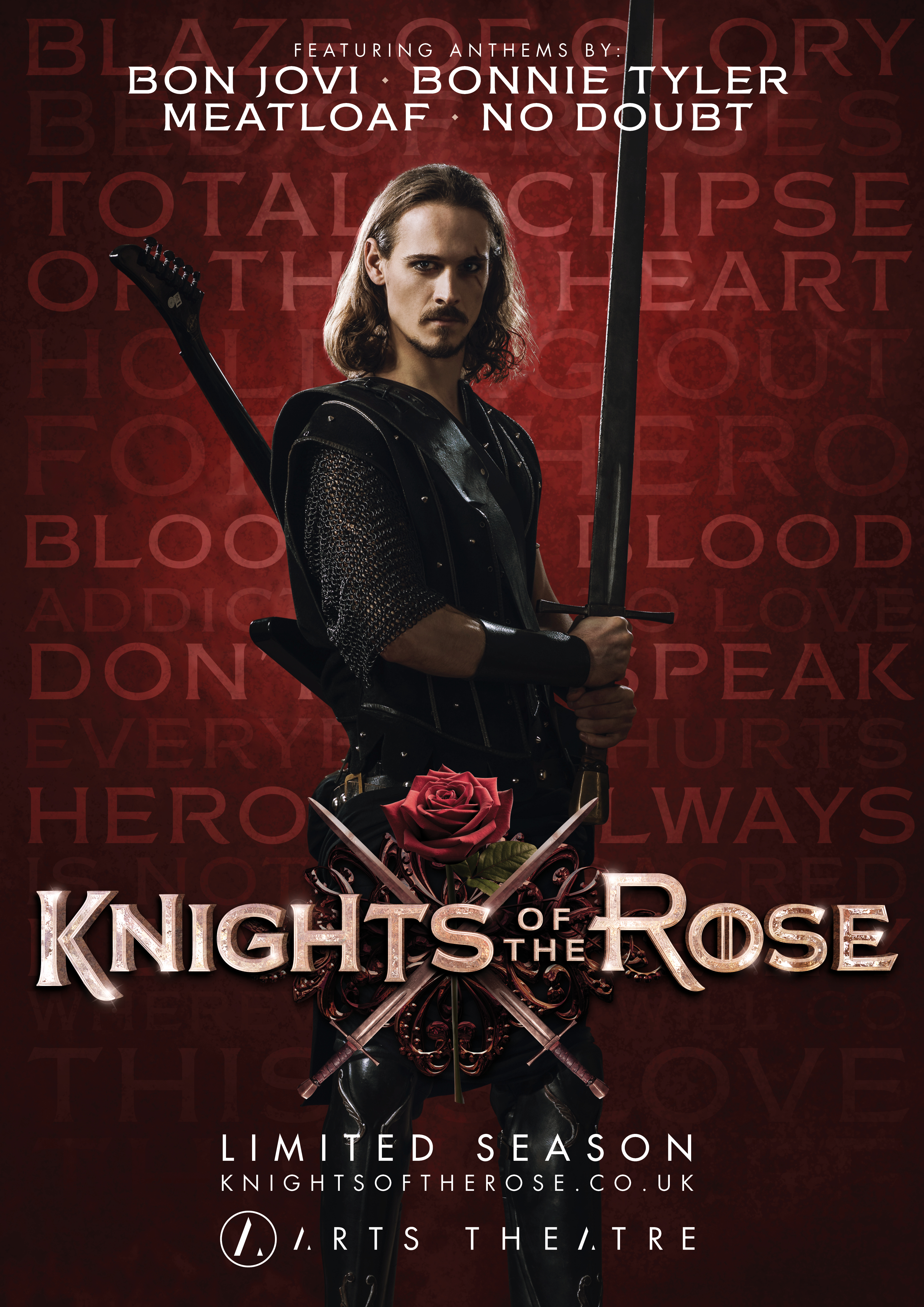 'Knights of the Roses' for I AM Marketing