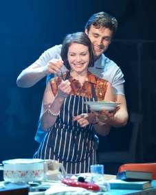Love Story Pasta Scene