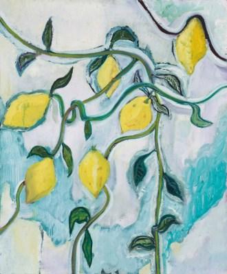 Peter Doig: Flowers of Summer (Image - Michael Werner Gallery, New York)
