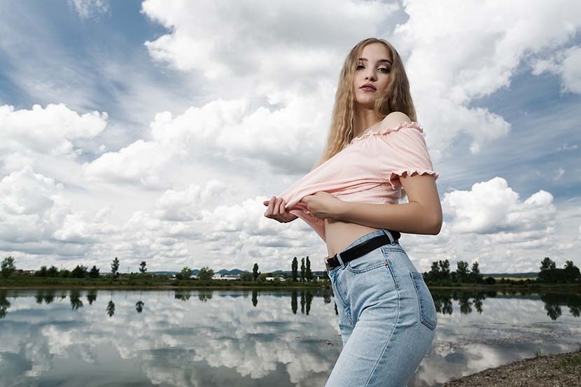 Kristýna / Focení modelek Michal Pavlásek