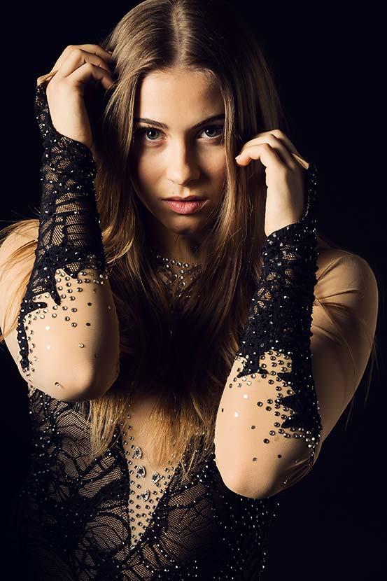 Sabrina / Focení modelek u Michala Pavláska