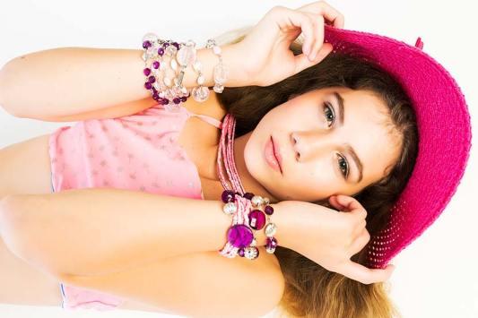 Fotobook pro modelku / Lucie