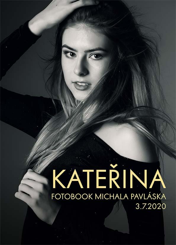 Fotobook pro modelku / Kateřina