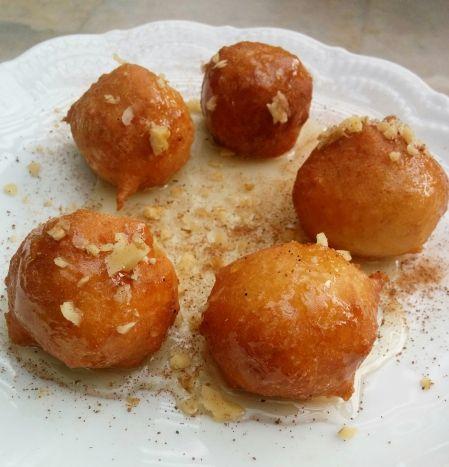 לוקומאדס / סופגניות מיוון