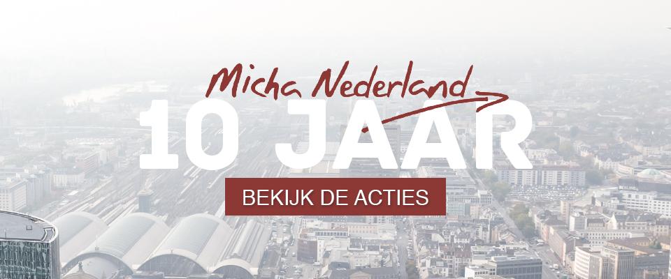 Homepage-Micha 10 jaar