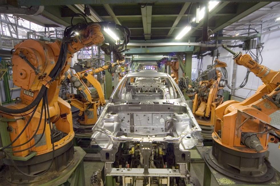 KUKA Industrial Robots