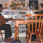Jerry Ricks et Michel Lelong